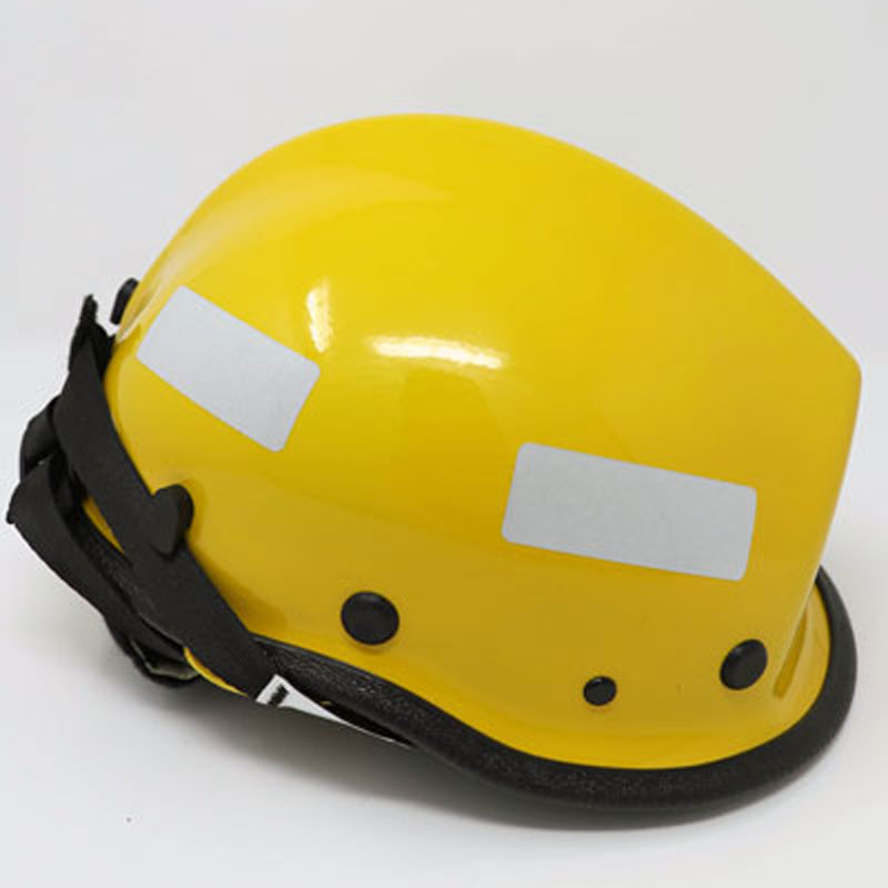 Dual Certified Wildland Helmet - technical rescue helmet - wildland fire fighting helmet
